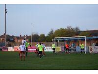 Amateur Saturday league football team seeks new players