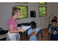 Classically trained local student offering voice lessons for all ages!