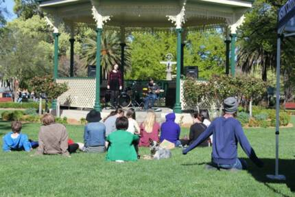 EXPERIENCED GUITARIST OR KEYBOARDIST(PIANIST) WANTED!!! City North Canberra Preview
