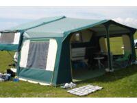Pennine Pullman 535 Folding Camper 2004 Bargain!