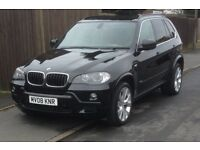 BMW X5 D SPORT 7 SEATER- TV /MEDIA
