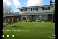 beautiful home in town of green valley !