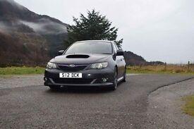Subaru impreza wrx 2.5l