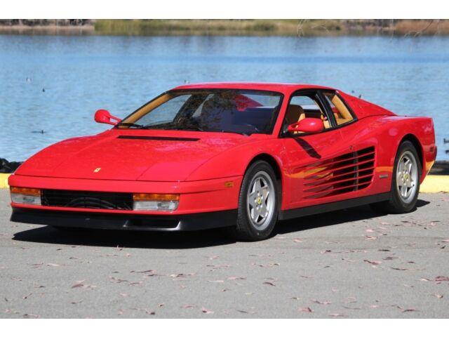 Imagen 1 de Ferrari Testarossa red