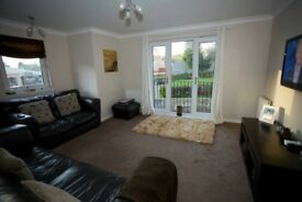 2 bed flat Bridge of Weir