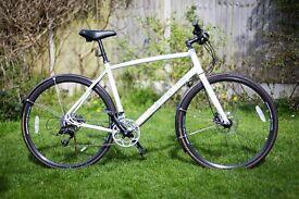 Whyte Cambridge fast commuter bike