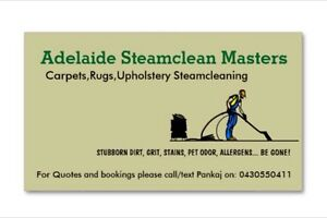 Carpet Cleaning from $50 only Highbury Tea Tree Gully Area Preview