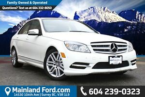 2011 Mercedes-Benz C-Class Base LOCAL, OWN OWNER