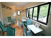 Cathedral View Cafe for sale Ripon