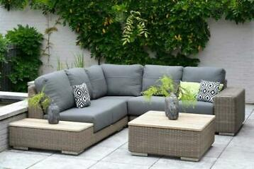 4 Seasons Outdoor | Loungeset Kingston | Pure-Teak