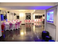 Room Hire For Wedding/Christmas party/Engagement/Mehndi/ Wake
