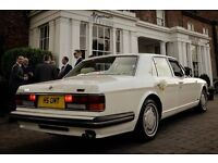 1991 BENTLEY TURBO R Wedding Car Executive Chauffeur Hire - FOR SALE