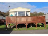 For Sale static caravan Lydstep Beach Tenby £29,995 Private Sale
