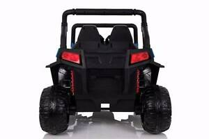 Replica Polaris Ranger RZR 900 Blue 12v Ride On Car Jeep 4WD SALE