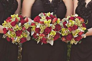 10% OFF ALL OUR BEAUTIFUL WEDDING BOUQUETS Fairfield Area Preview