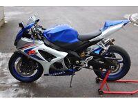 K8 (2009) Suzuki GSX-R 1000