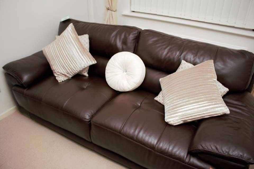 Sofa for sale. Excellent condition. Smoke free and pet free home. £180 ono. Collection only.