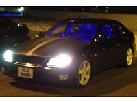 2000 Lexus is200 se