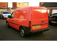 2006 Vauxhall Combo Van 1.3 Diesel, Low Miles, Full History 2 Owner, Mot10 Month,HPI Clear Cheep Van