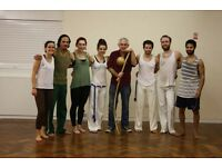 Capoeira Classes in East London