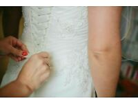 Wedding Dress Mori Lee by designer Madeline Gardner