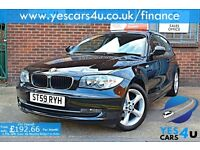 """"" FINANCE AVAILABLE """" 2009 (59) BMW 118D Sport 2.0 Diesel"