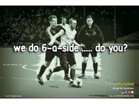 Keynsham 6-a-side – Teams Needed!