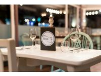 Part Time Waitress/Waiter in busy restaurant Bury St Edmunds, other positions available