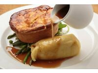 Talented & enthusiastic Sous Chef required for independent award wining country dining pub.