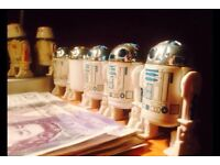 WANTED. Vintage STAR WARS Toys, 1977-1985