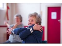 Over 50s Fitness Class in Bethnal Green