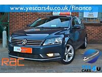 """"" FINANCE AVAILABLE """" 2012 (12) Volkswagen Passat 2.0 TDI Bluemotion Tech SE Diesel"
