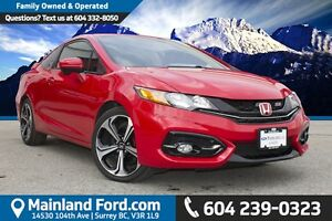 2015 Honda Civic Si LOCAL