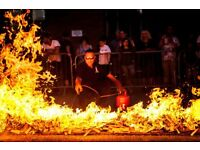 Calling all fundraisers! How about a Firewalk to raise money for Charity!