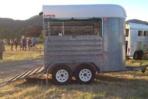 Horse float for hire only ****** $50 A DAY********* Nerang Gold Coast West Preview