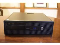 HP EliteDesk 800 G1 Desktop intel G3220 , 6GB RAM ,500GB HDD