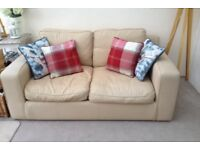 Sofa bed spring action fold out £70 ovno