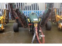 Gang mowers fully Hydrolic for compact tractors or bigger