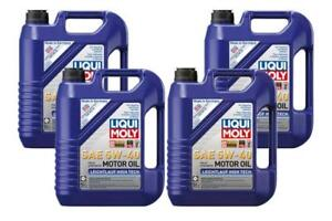 LIQUI MOLY 5W40 LEICHTLAUF HIGH TECH (5L) - GermanParts.ca