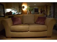 Next Sofa/Couch and Snuggle Seat - Very good condition - Non Smokers & No Pets