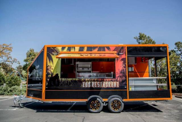 MOBILE FOOD VANS & FOOD TRUCKS | Cars, Vans & Utes | Gumtree Australia Perth City Area ...