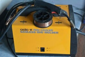 Ozito fan cooled gasless mig welder South Spreyton Kentish Area Preview