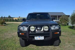 2001 Nissan Patrol Wagon Bairnsdale East Gippsland Preview