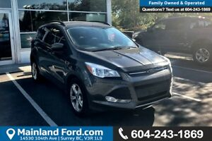 2015 Ford Escape SE *ACCIDENT FREE* *LOCALLY DRIVEN*