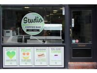 Employees needed for sandwich and coffee bar, WEEKENDS OFF, HIGH PAY