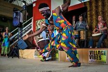African drum & dance classes Northbridge Perth City Preview