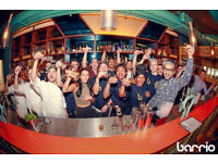 Cocktail Bartenders - Shoreditch, Soho, Angel or Brixton