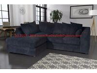 Right & Left Hand Facing Corner Sofas. 6 Colour Options. Great Prices. Quick Delivery.