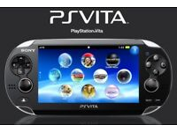 PS VITA - VERY GOOD CONDITION - USED AND FULLY WORKING
