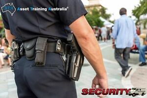 Security Training - Gold Coast Burleigh Waters Gold Coast South Preview